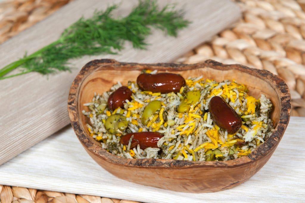 Rezept Essen Frankfurt persisch