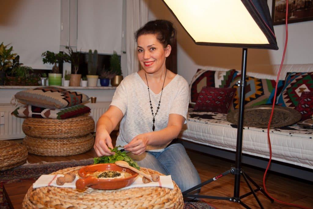 Zohre Shahi - Kochkurs, Kochbuch, Catering, Wiesbaden Frankfurt